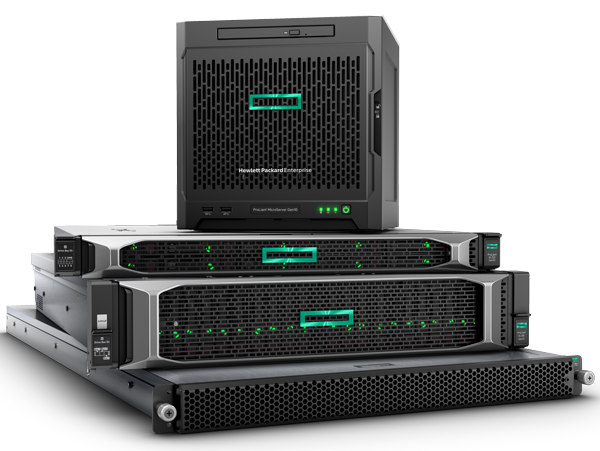 hpe gen10 amd server family