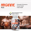 Clearance  Arginine Plus 90ct Power Blendz Nutrition