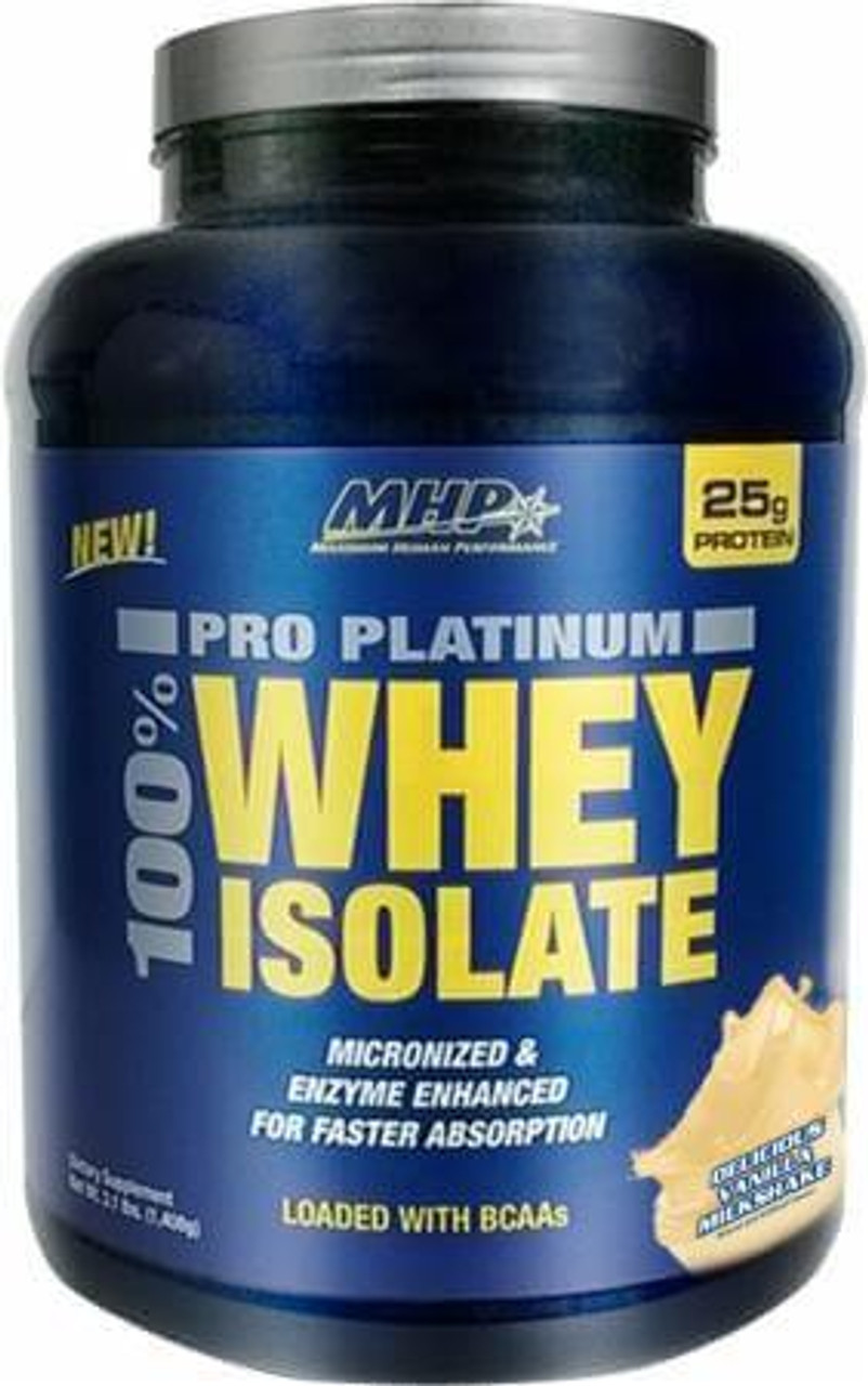 100% Whey Isolate 44sv MHP