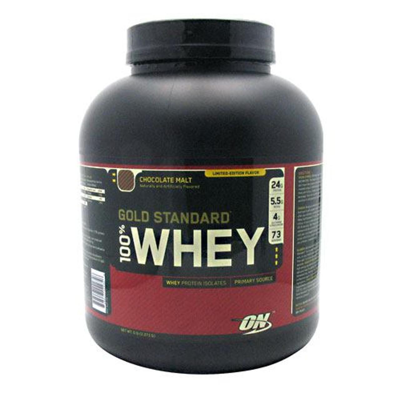 100% Whey Gold Standard 5lb Optimum Nutrition