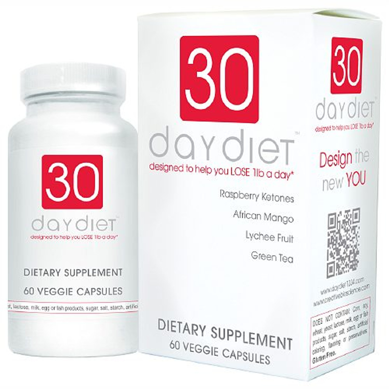 30 Day Diet 60ct Creative Bioscience