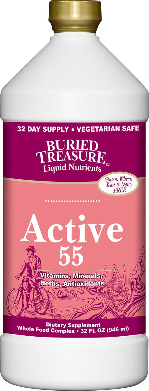 Active 55 Plus 32oz Buried Treasure