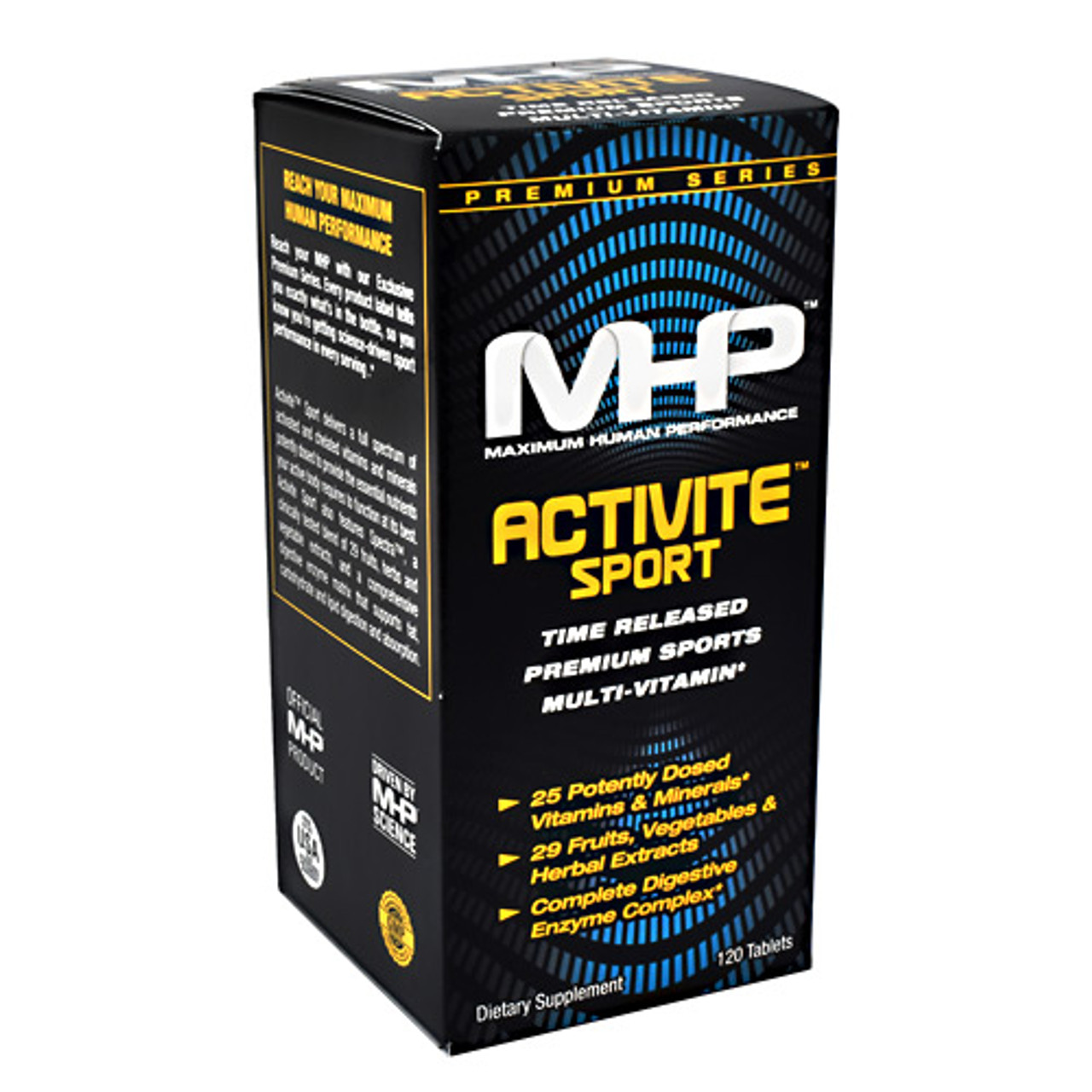 Activite Sport 120ct MHP