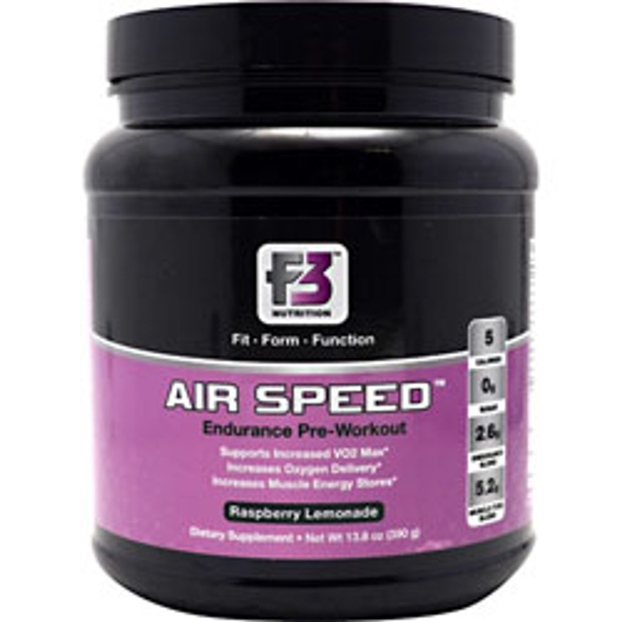 Air Speed 390g F3 Nutrition