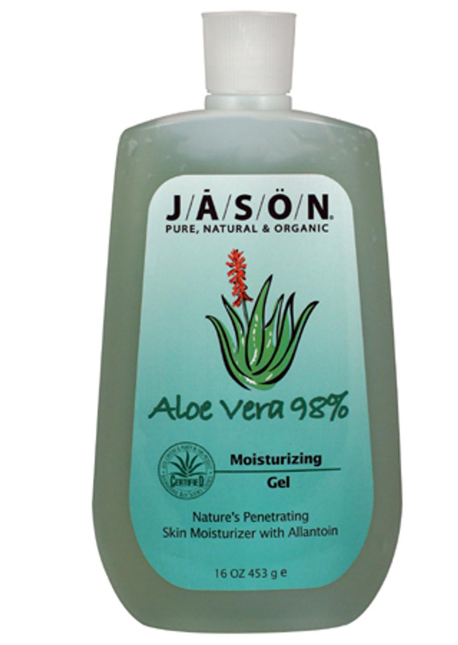 Aloe Vera Super Gel 16oz Jason Natural