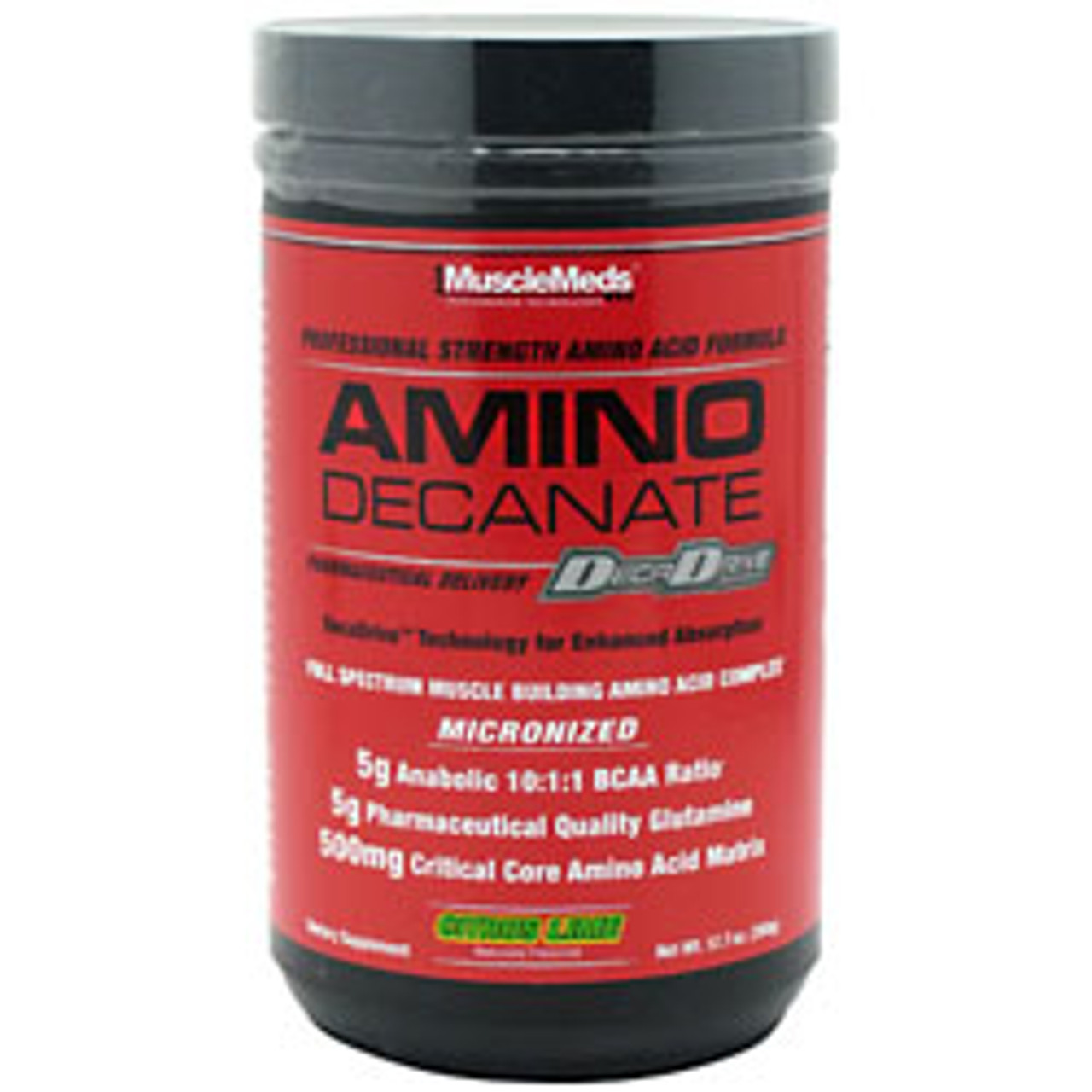 Amino Decanate 11oz Muscle Meds