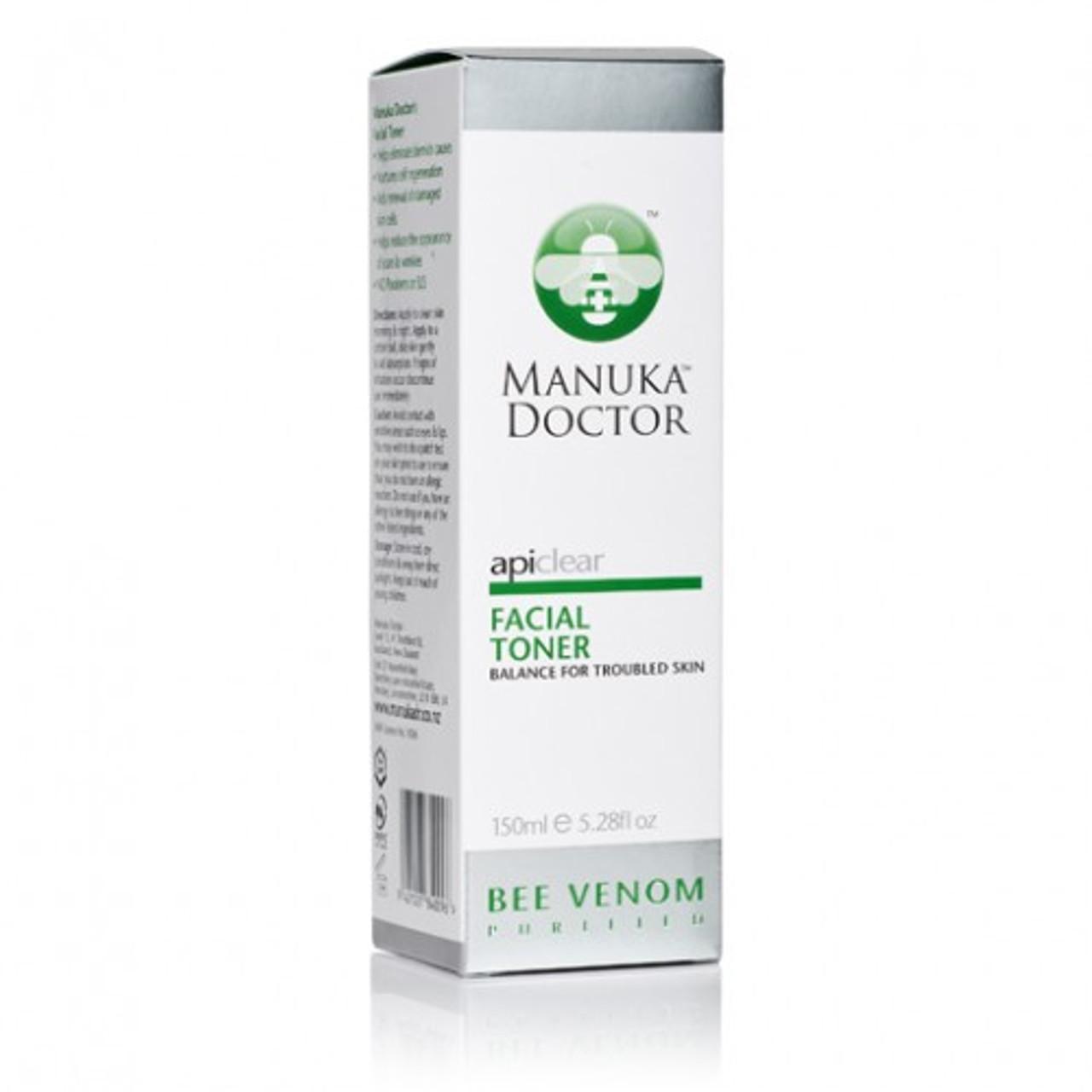 ApiClear Skin Toner 150ml Manuka Doctor