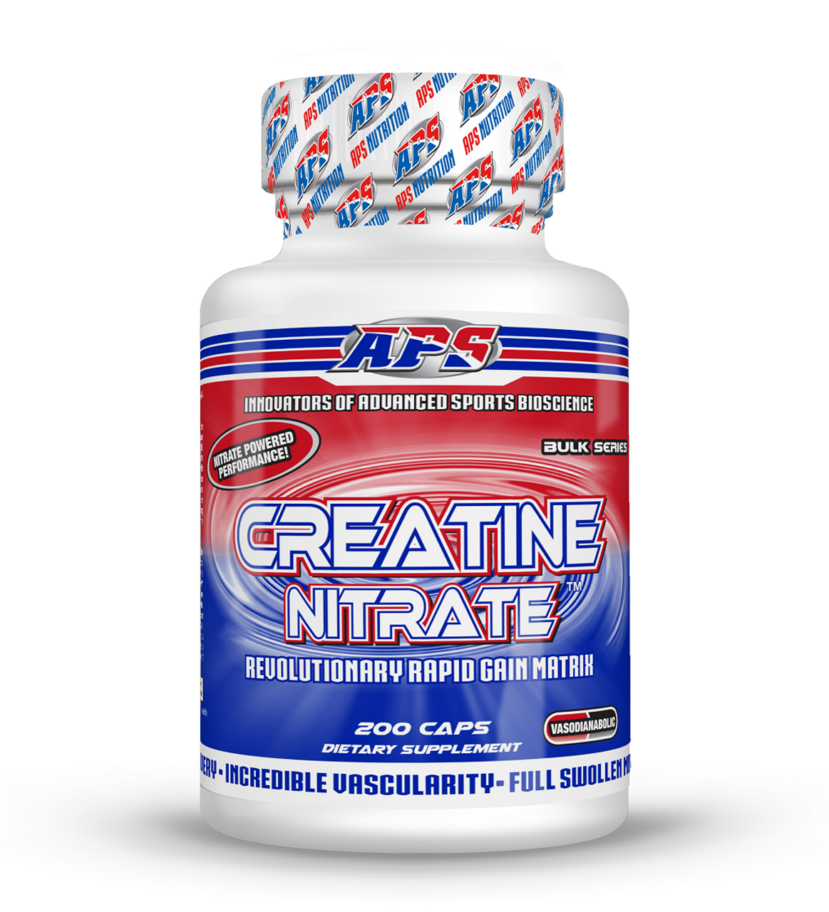 Creatine Nitrate 200ct APS Nutrition