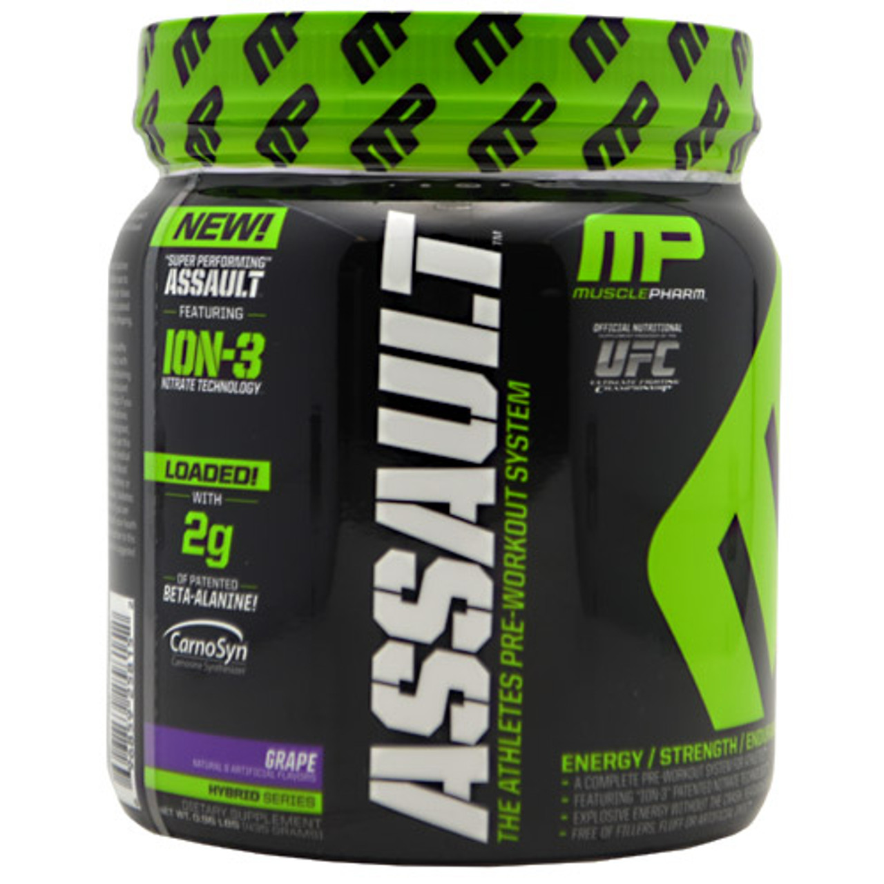 Assault by Muscle Pharm 30serv