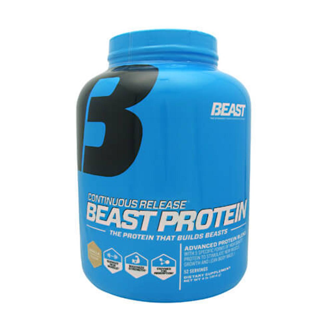 Beast Protein 4lb Beast Sports Nutrition