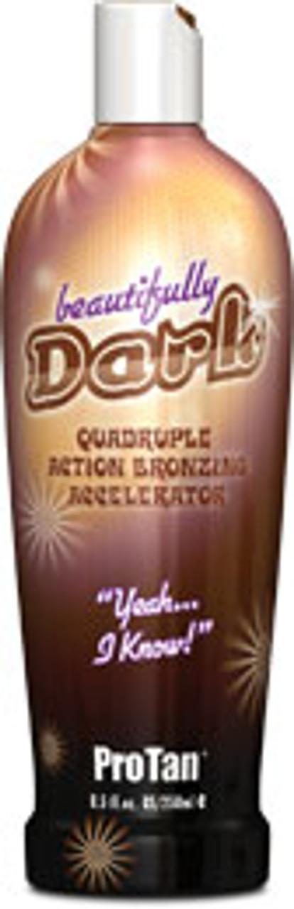 Beautifully Dark 8.5oz Pro Tan