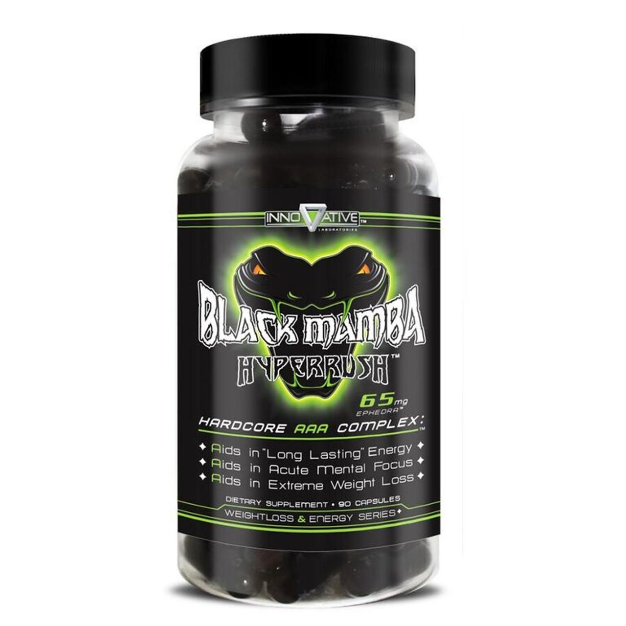 Black Mamba Hyperrush 90ct Innovative Laboratories