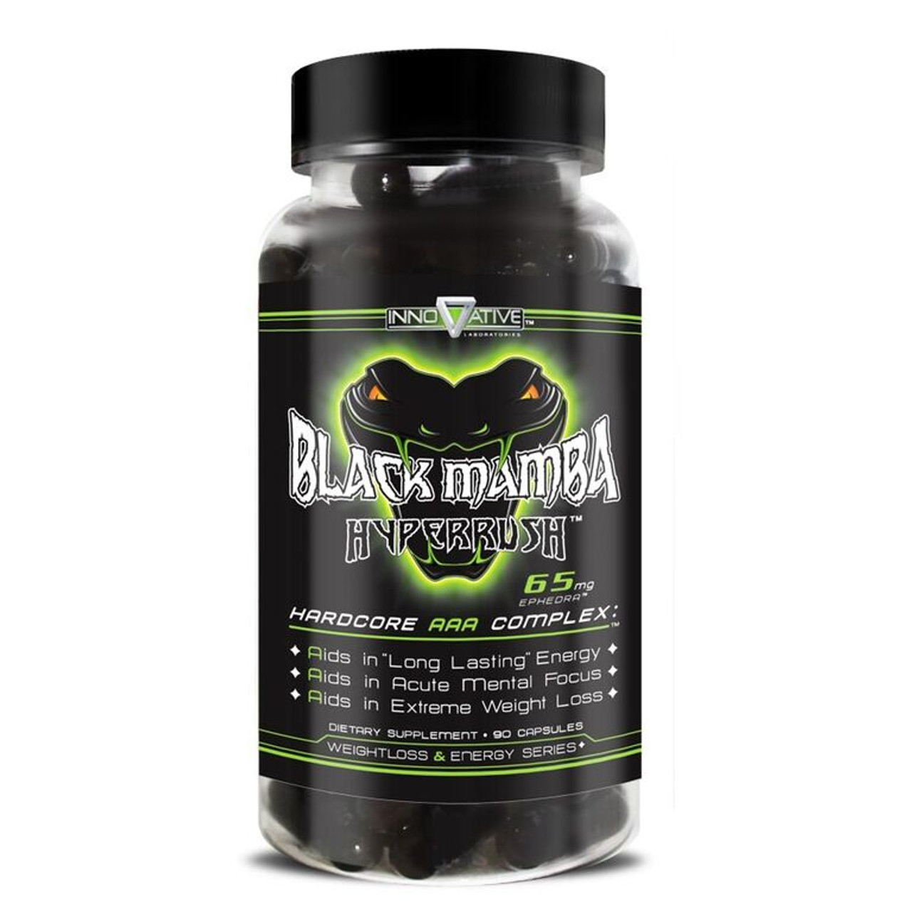 Black Mamba Hyperrush 90ct Innovative Laboratories