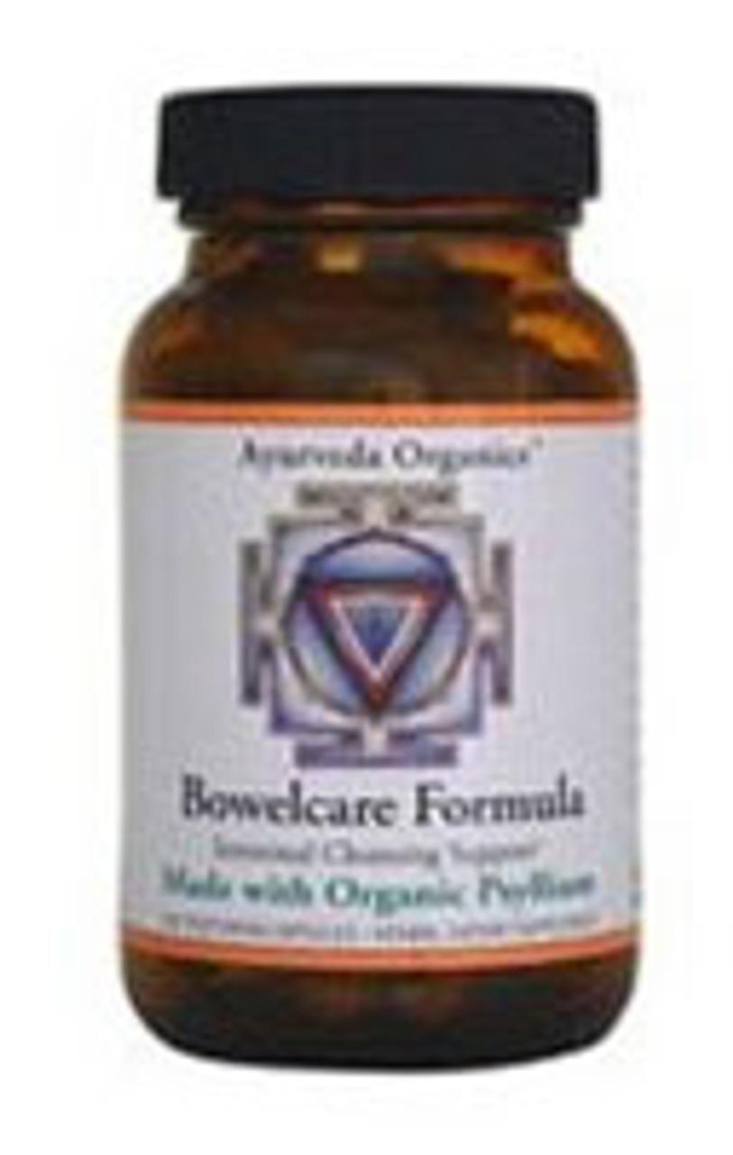 Bowel Care Formula 90ct Organic India