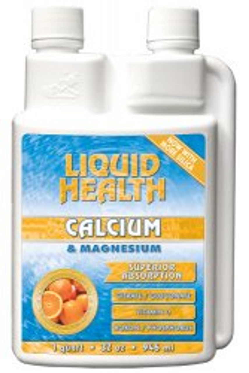 Calcium 32oz Liquid Health