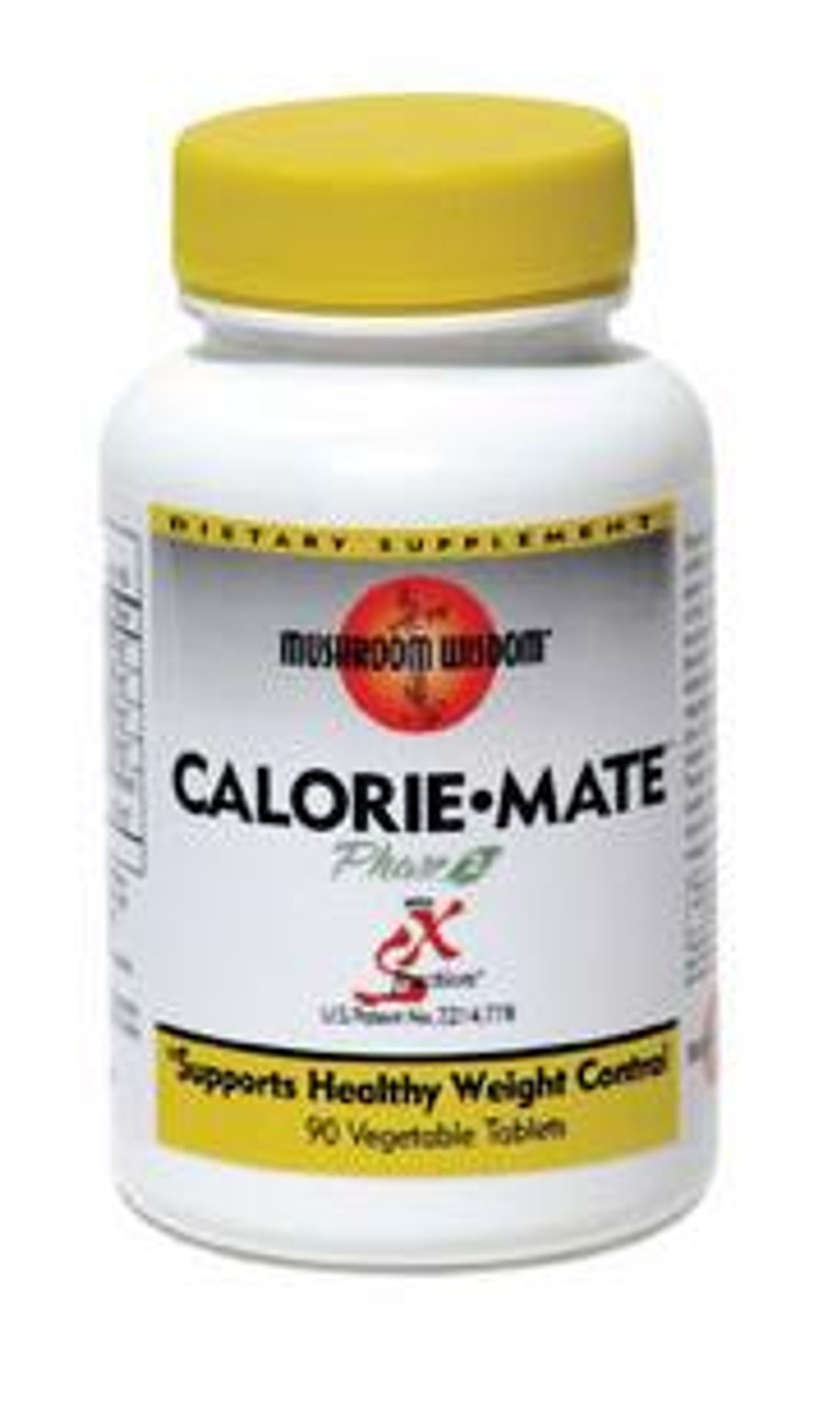 Calorie-Mate by Mushroom Wisdom 90ct