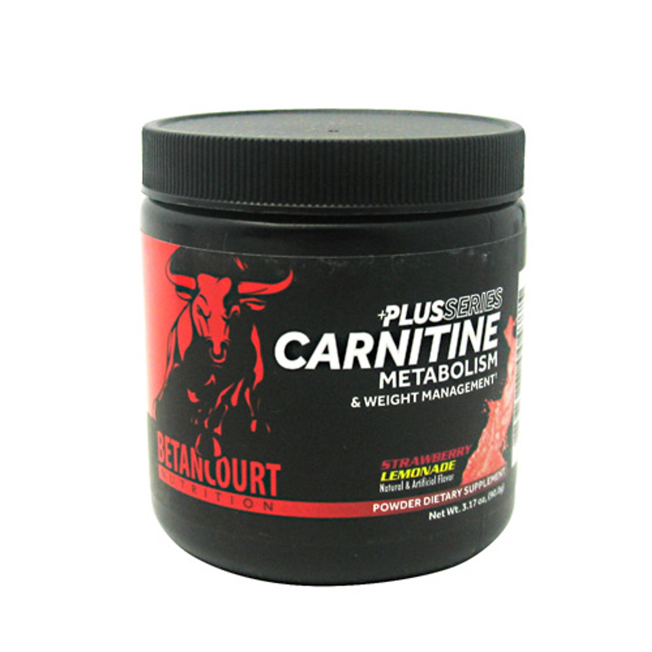 Carnitine Plus 60srv Betancourt Nutrition