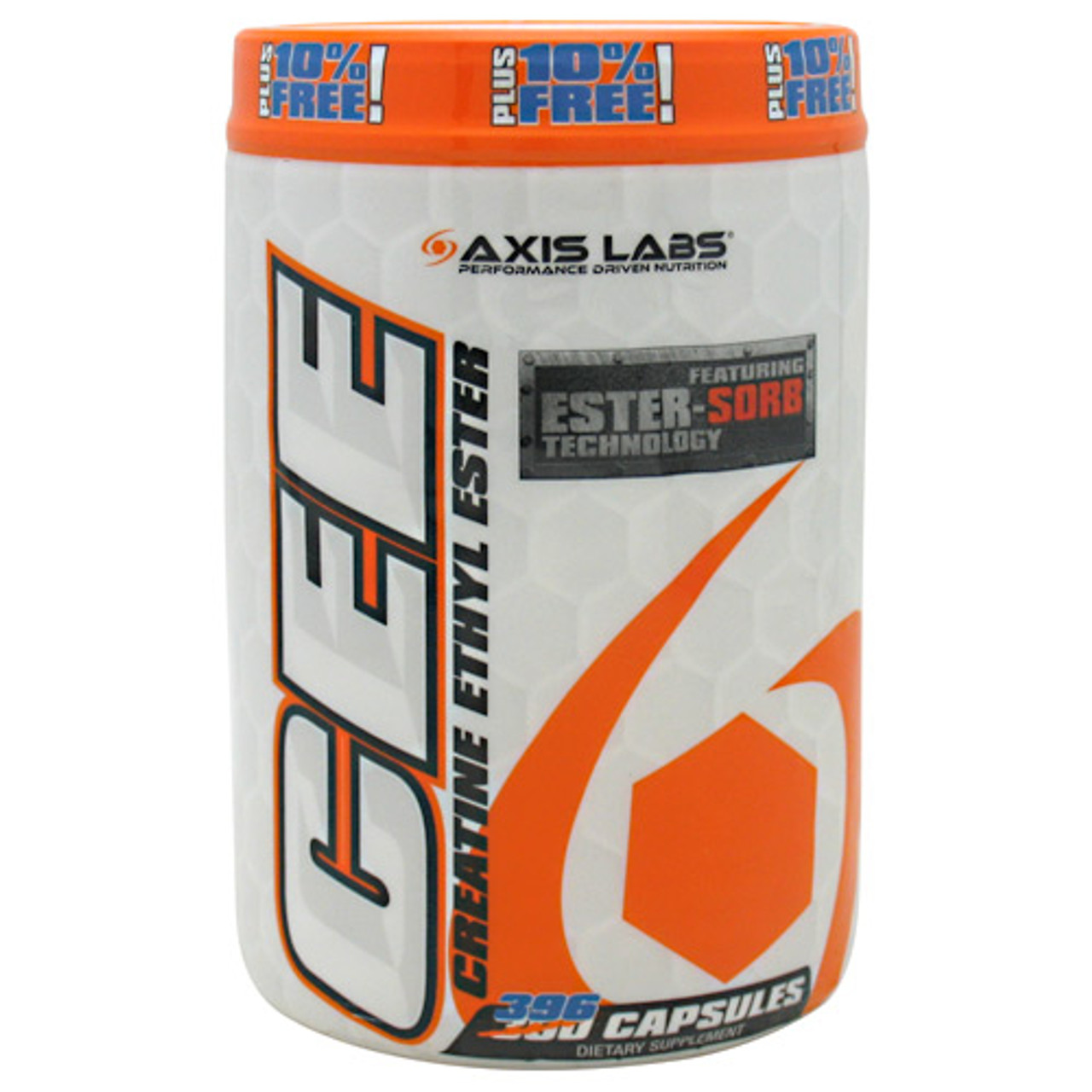 Creatine Ethyl Ester 396ct Axis Labs