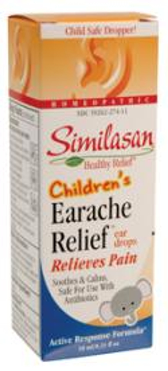 Children's Earache Relief .33oz Similasan