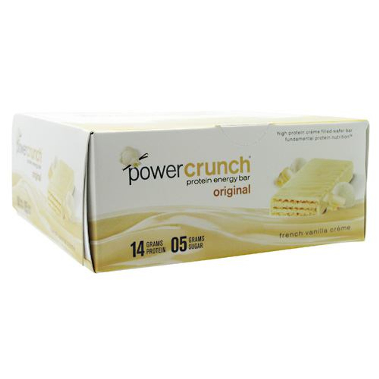 Clearance Power Crunch Bar 12ct