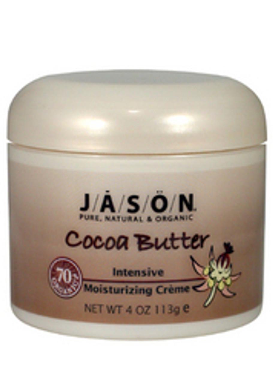 Cocoa Butter Creme 4oz Jason Natural