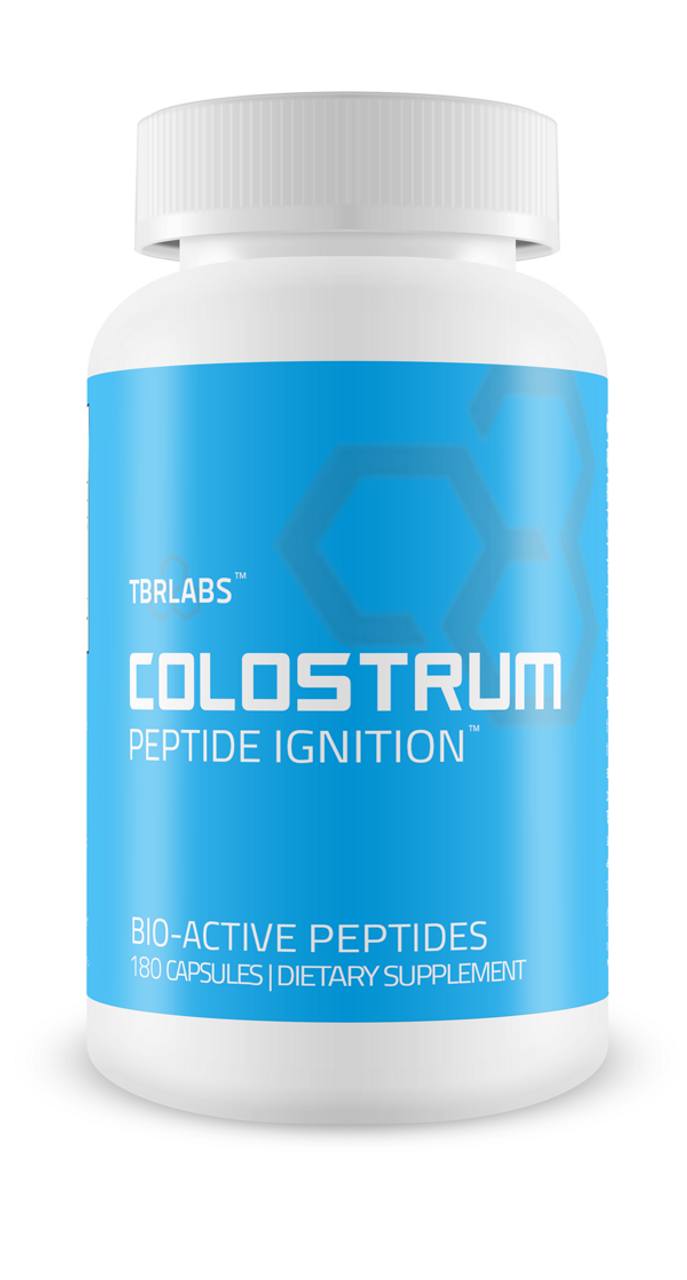 Colostrum 180ct Total Body Research Labs