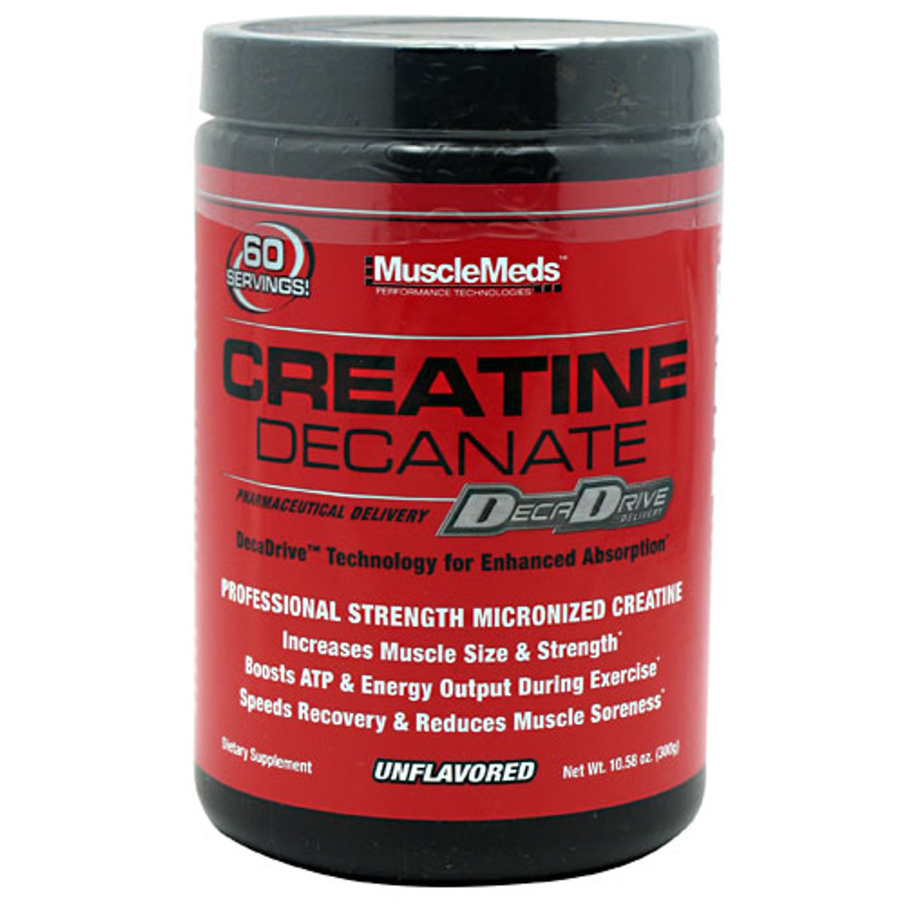 Creatine Decanate 10oz Muscle Meds