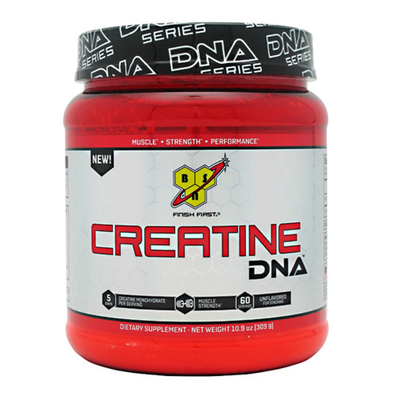 Creatine DNA 60/srv BSN Sports