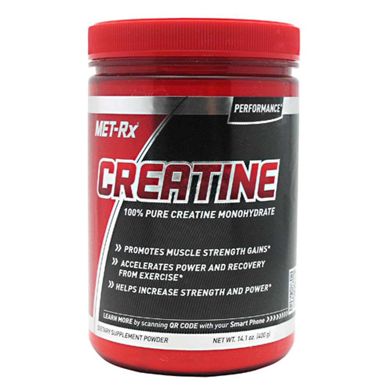 Creatine Powder 400g Met-Rx