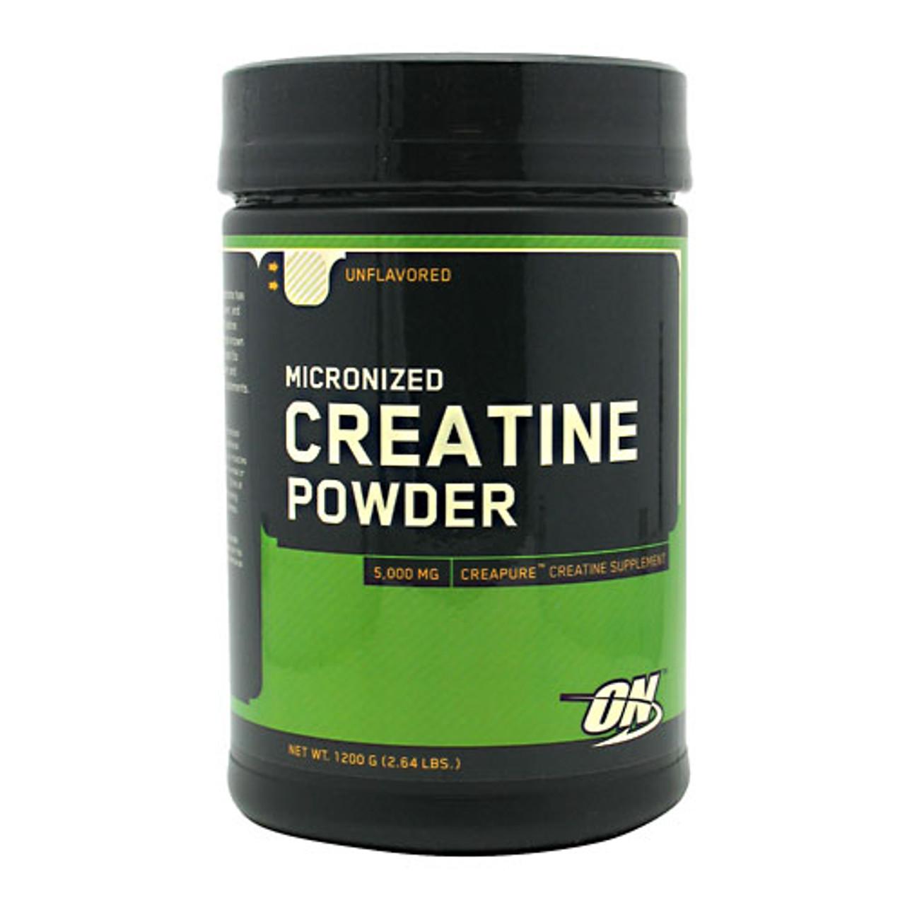 Creatine Powder 1200g Optimum