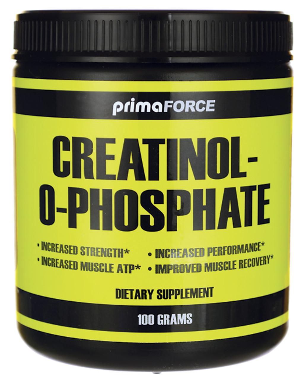 Creatinol-O-Phosphate by PrimaFORCE 100g