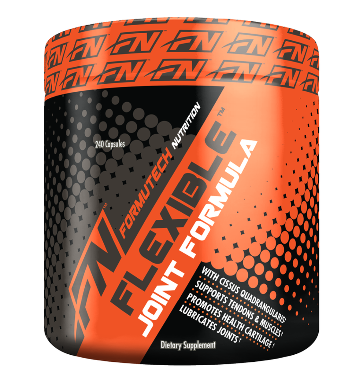 Flexible Joint Formula 240ct Formutech Nutrition