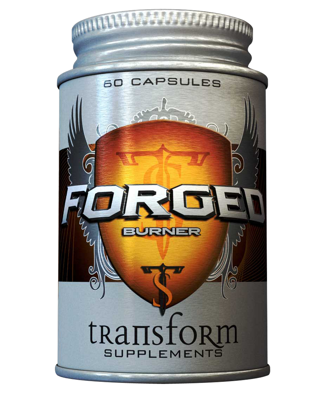Forged Burner by Transform Supplements 60ct