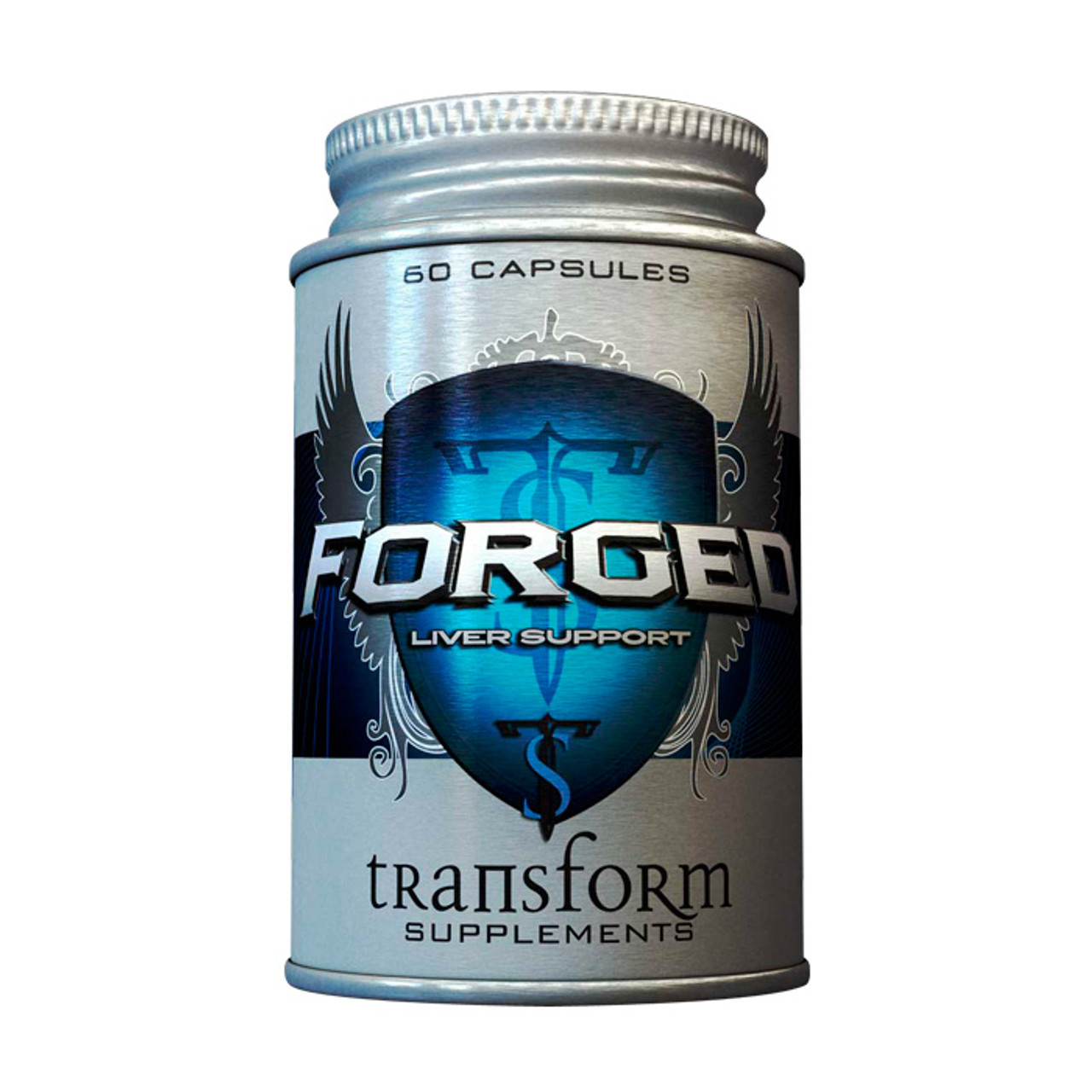 Forged Liver Support by Transform Supplements 60ct