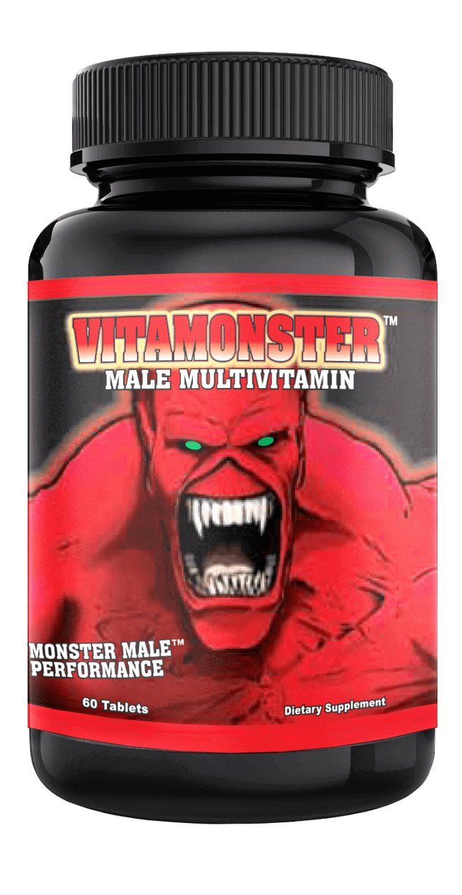 VitaMonster 60ct Colossal (Goliath) Labs