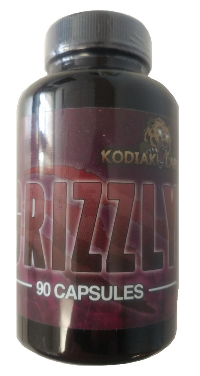 Grizzly SARM MK-677 (Ibutamoren) 90ct Kodiak Labs