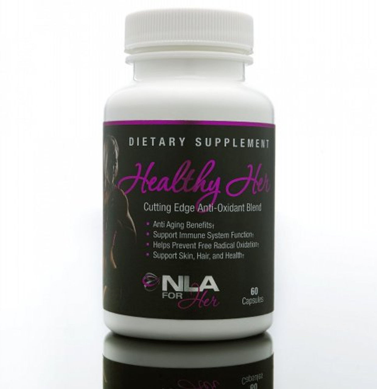 Healthy Her 60ct NLA for Her