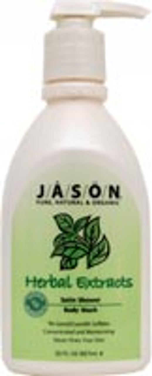 Body Wash 30oz Herbal Jason Natural