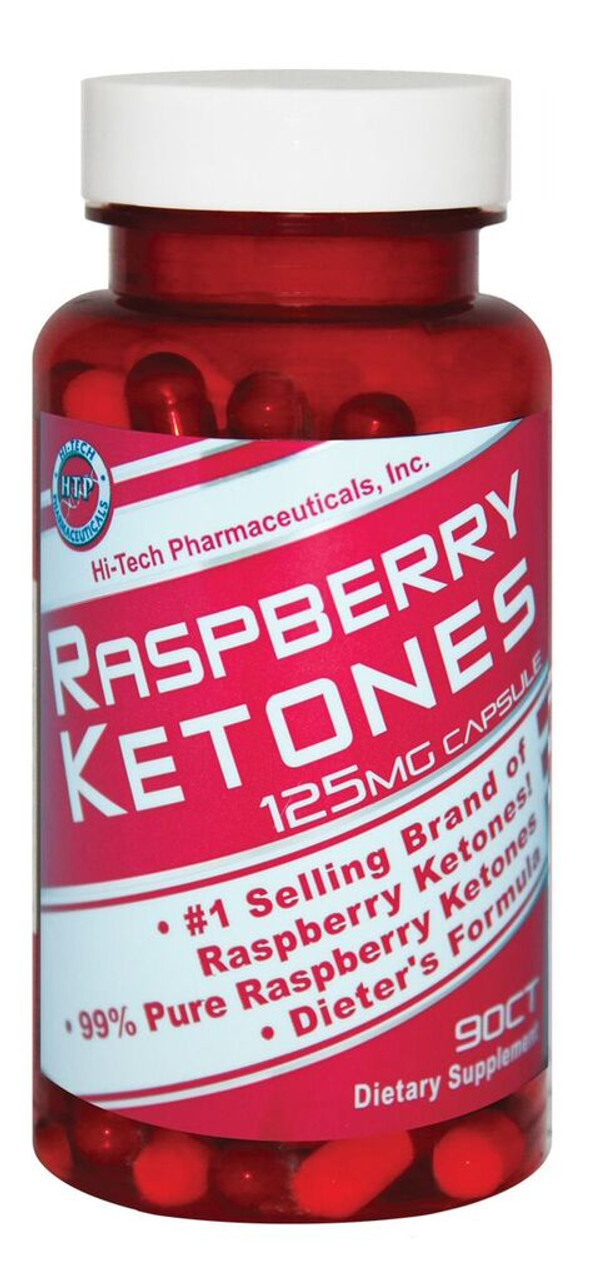 Raspberry Ketones 90ct Hi-Tech
