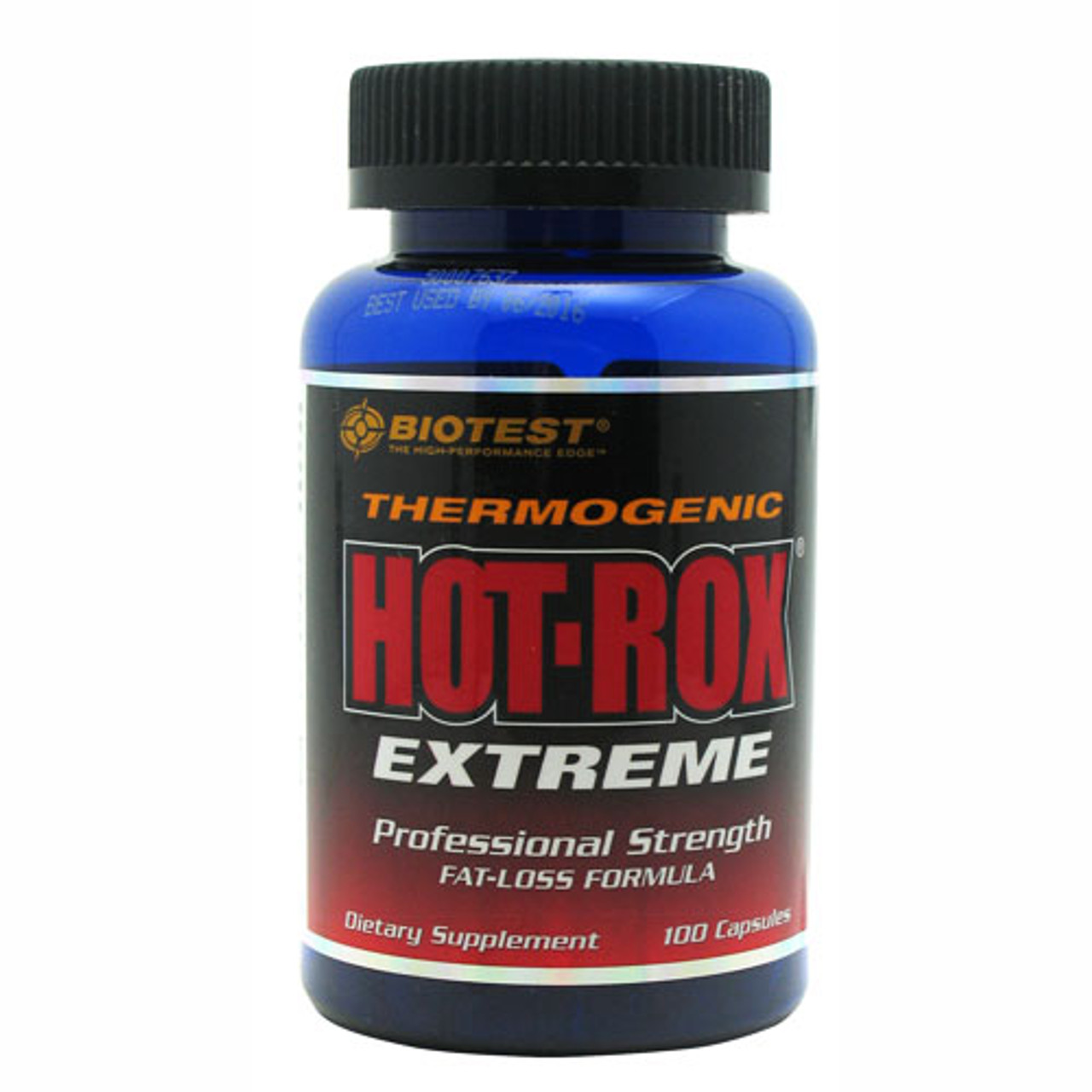 Hot-Rox Extreme (Biotest) 100ct