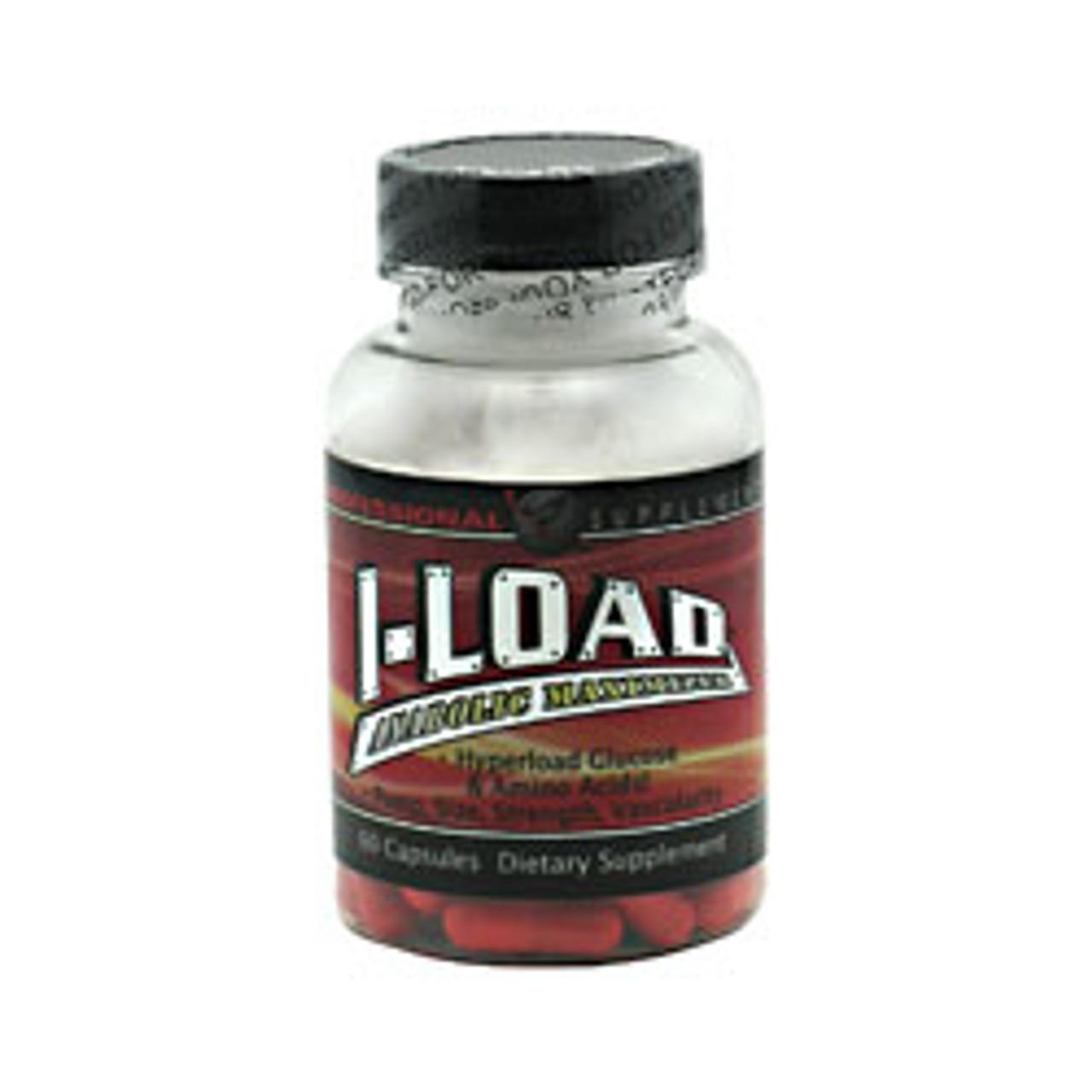 I-Load 60ct Professional Supplements