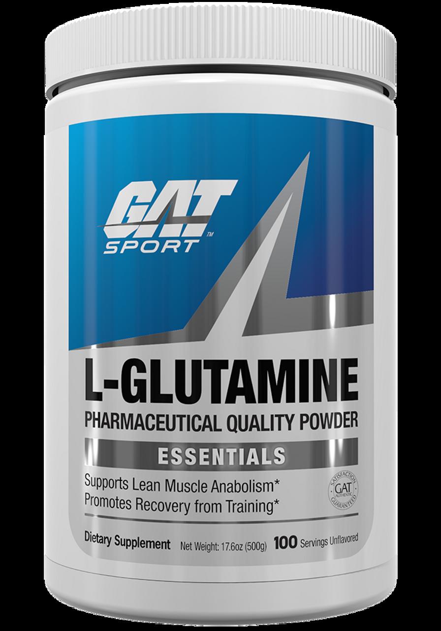 L-Glutamine 500g GAT