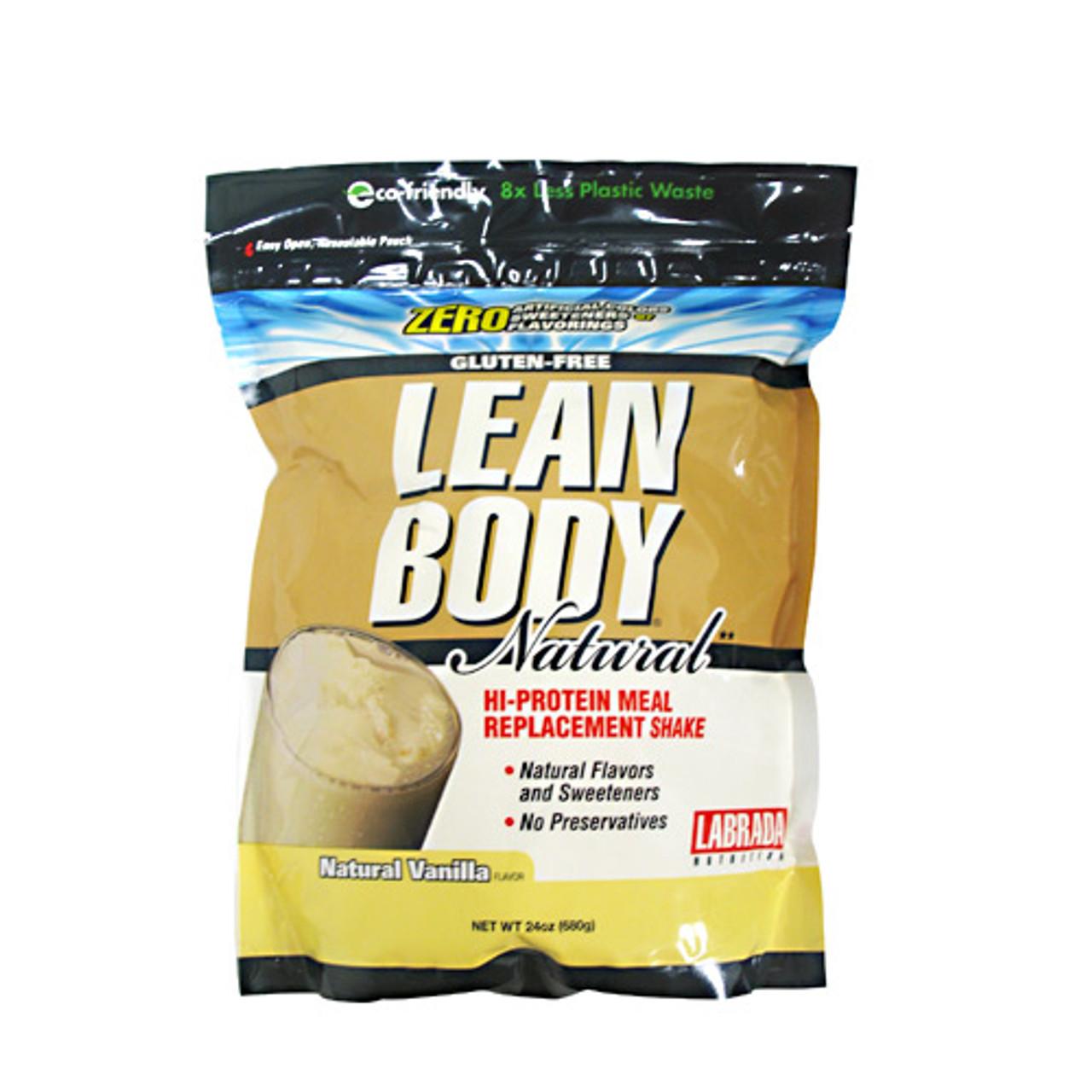Lean Body Natural 24oz Labrada