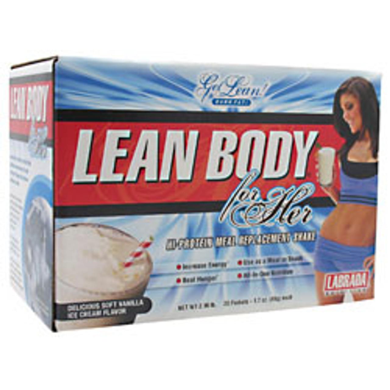 Lean Body For Her 20pk Labrada