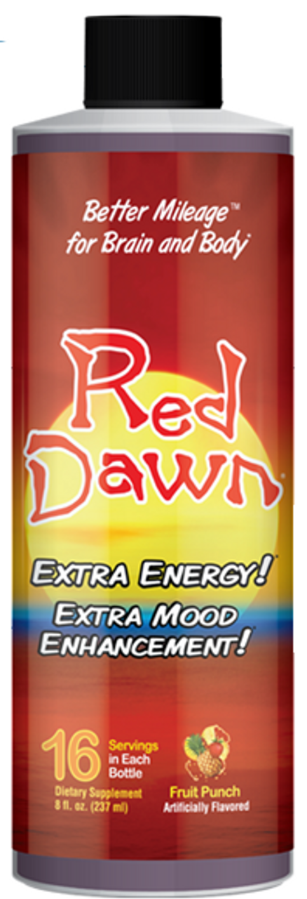 Liquid Red Dawn 16oz Mood Enhancer