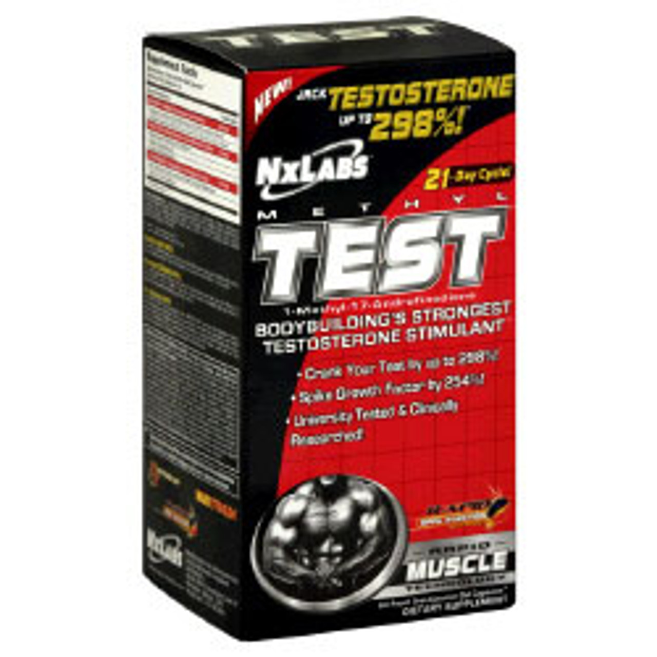 Methyl Test 84ct NxLabs