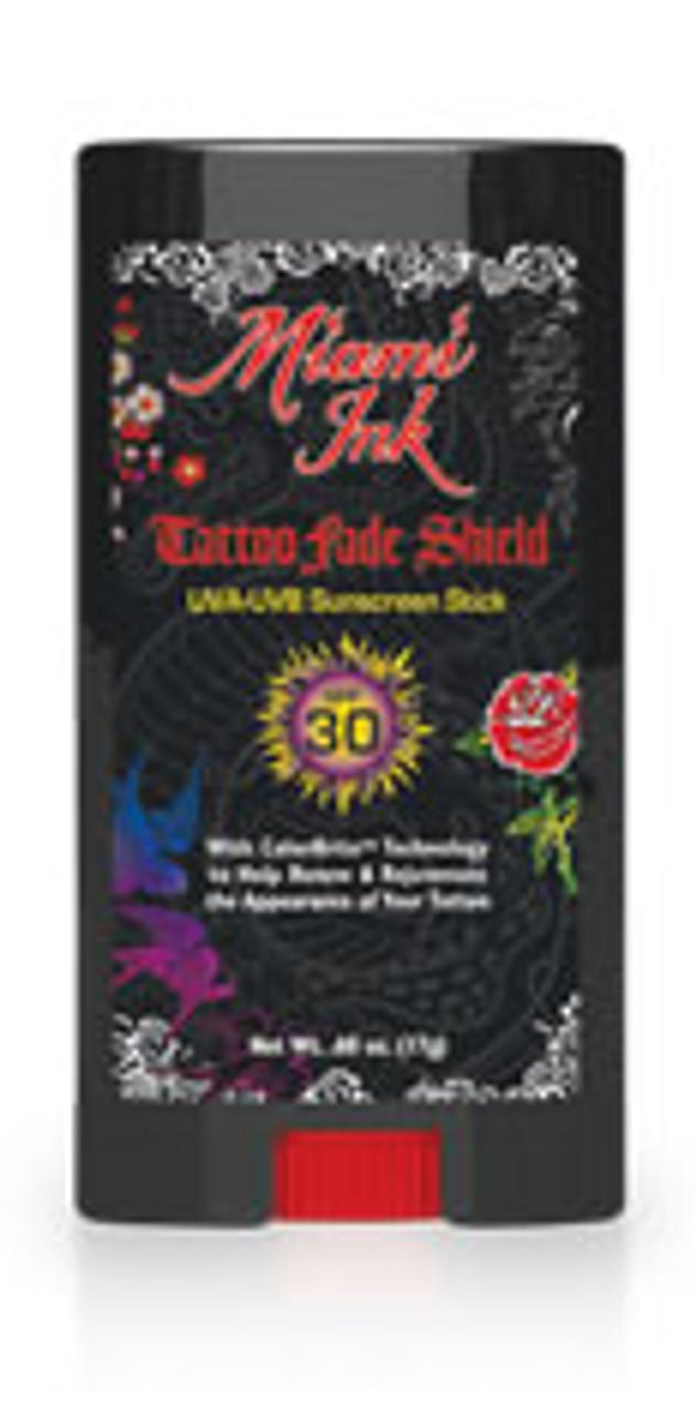Miami Ink Tattoo Fade Shield .6oz (SPF 30)