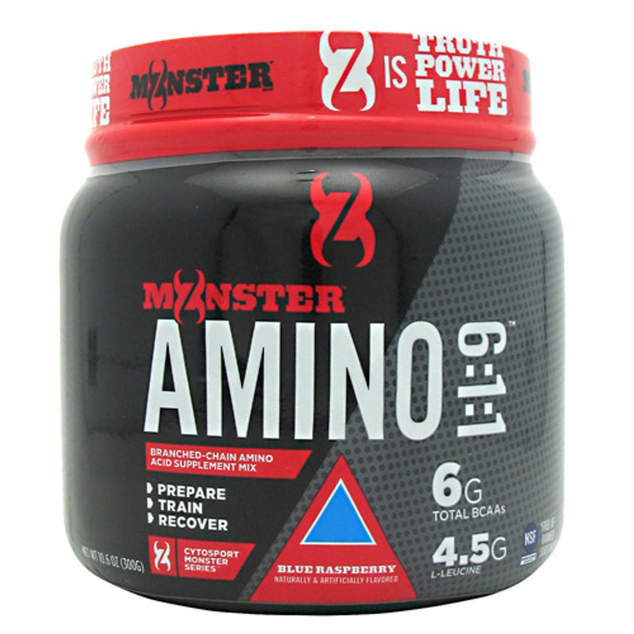 Monster Amino BCAA 25sv CytoSport