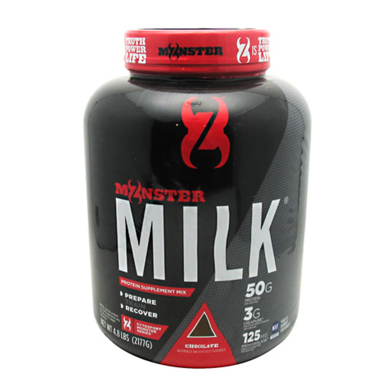 Monster Milk 4.8lb Cytosport