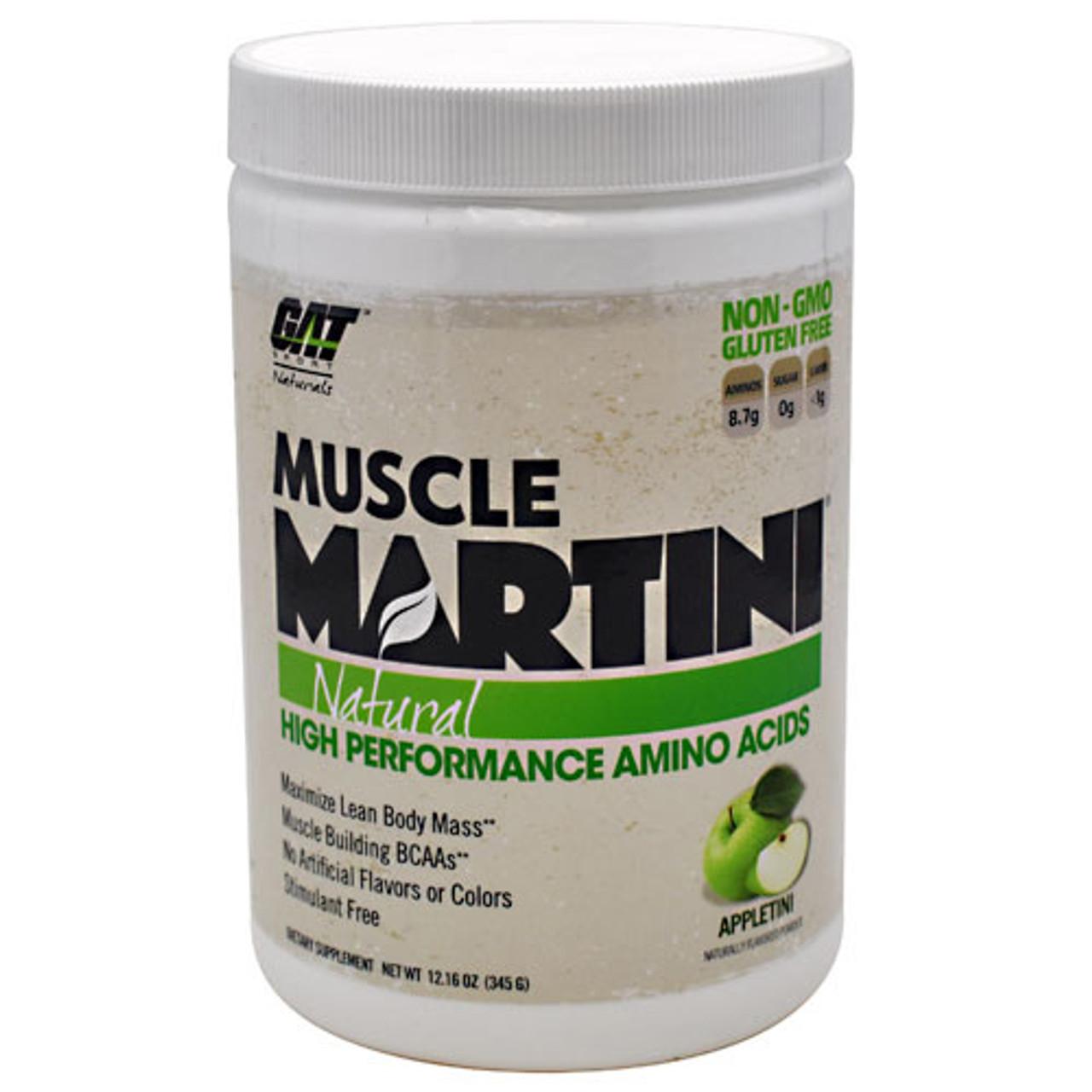 Muscle Martini 360g GAT